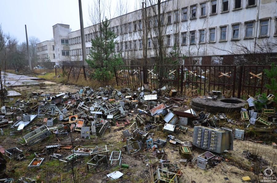 Город Чернобыль 2 фото
