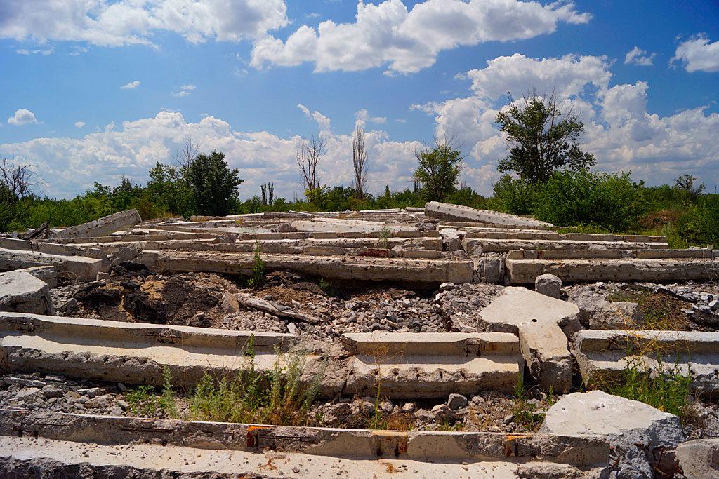 Дуга-2: первая станция РЛС Дуги в Чернобыле 2
