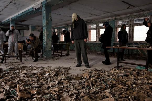 что происходит сейчас в чернобыле