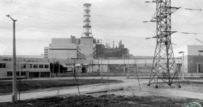 Чернобыльская АЭС. Хронология