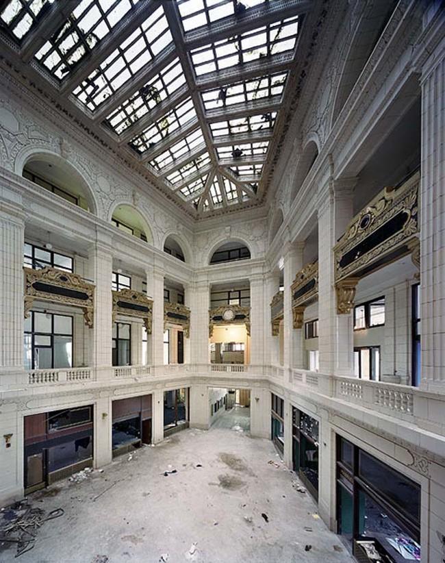 Здание Дэвида Уитни