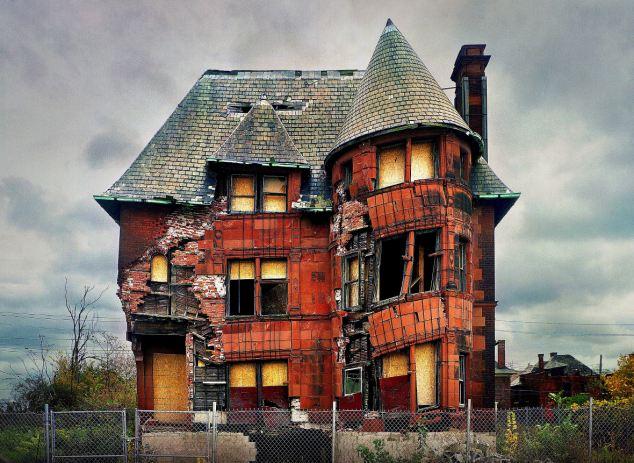 почему детройт город призрак