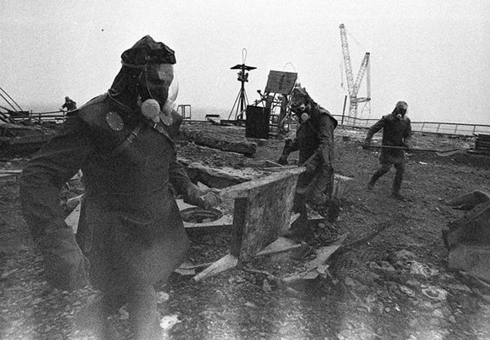 чернобыльцы ликвидаторы