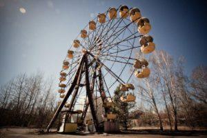 Панорамы Чернобыля. Виртуальные прогулки по Чернобылю в 2018 году