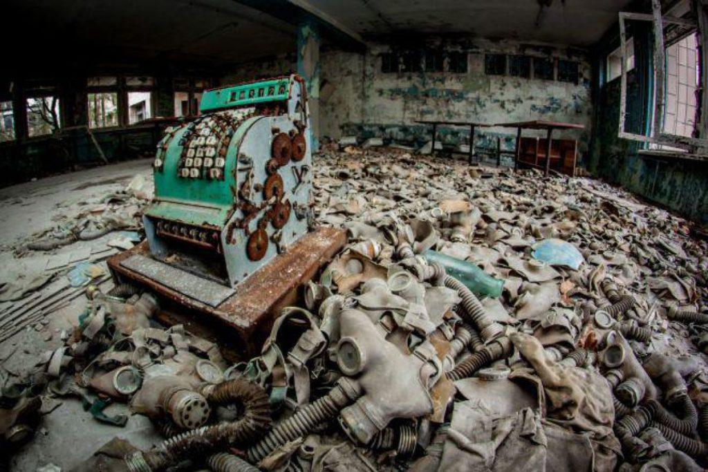 Туры из Санкт-Петербурга в Чернобыль