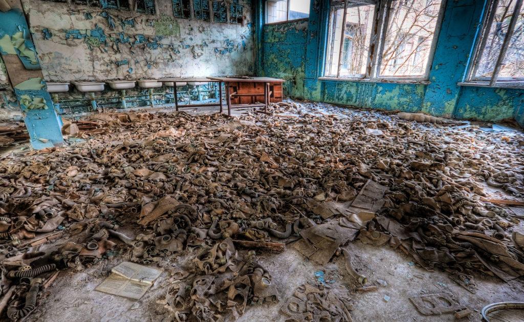 Туры из других городов России в Чернобыль