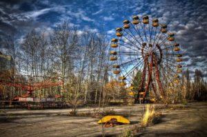 Панорамы Чернобыля. Виртуальные прогулки по Чернобылю и Припяти в 2018 году