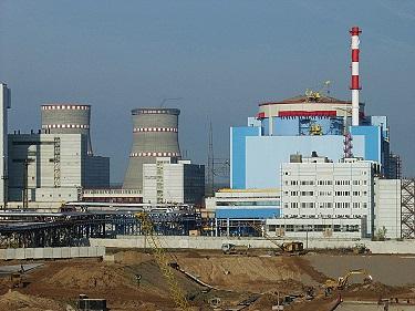 строительство КАЭС