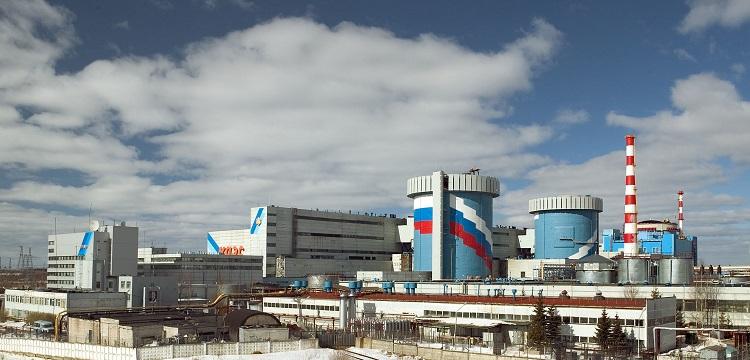 строительство Калининской АЭС