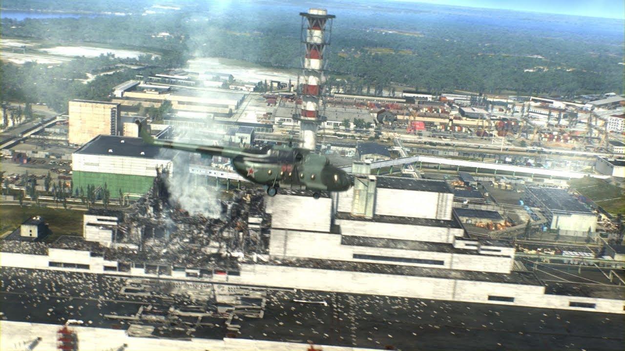 Иллюстрация на тему Чернобыль: факты об аварии на атомной электростанции